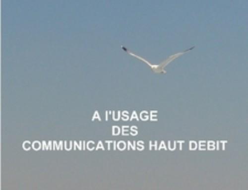WiMAX à l'usage des communications haut débit