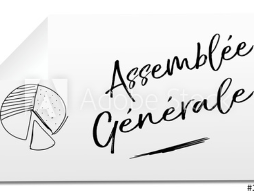 Convocation Assemblée Générale Mixte 2021